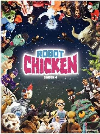 Robot Chicken: Season 4 (DVD)