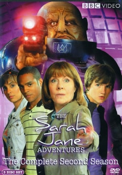 The Sarah Jane Adventures: The Complete Second Season (DVD)