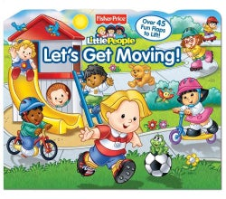 Let's Get Moving (Board book)