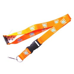 Tennessee Volunteers Lady Vols Lanyard Keychain ID Holder
