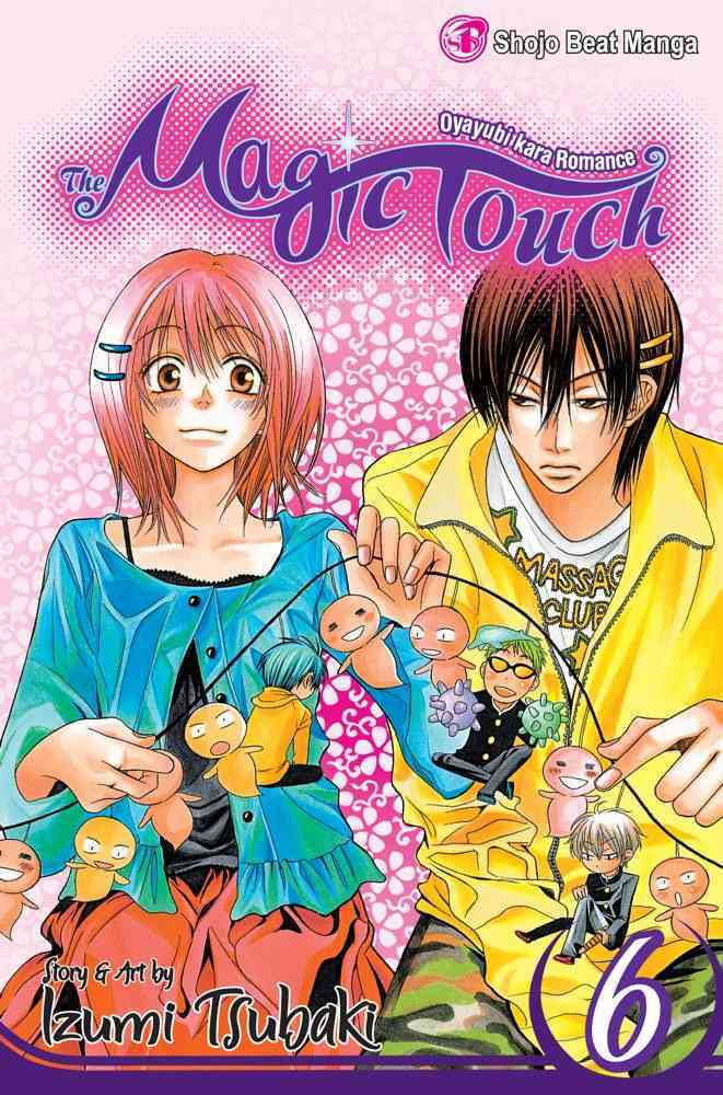 The Magic Touch 6 (Paperback)
