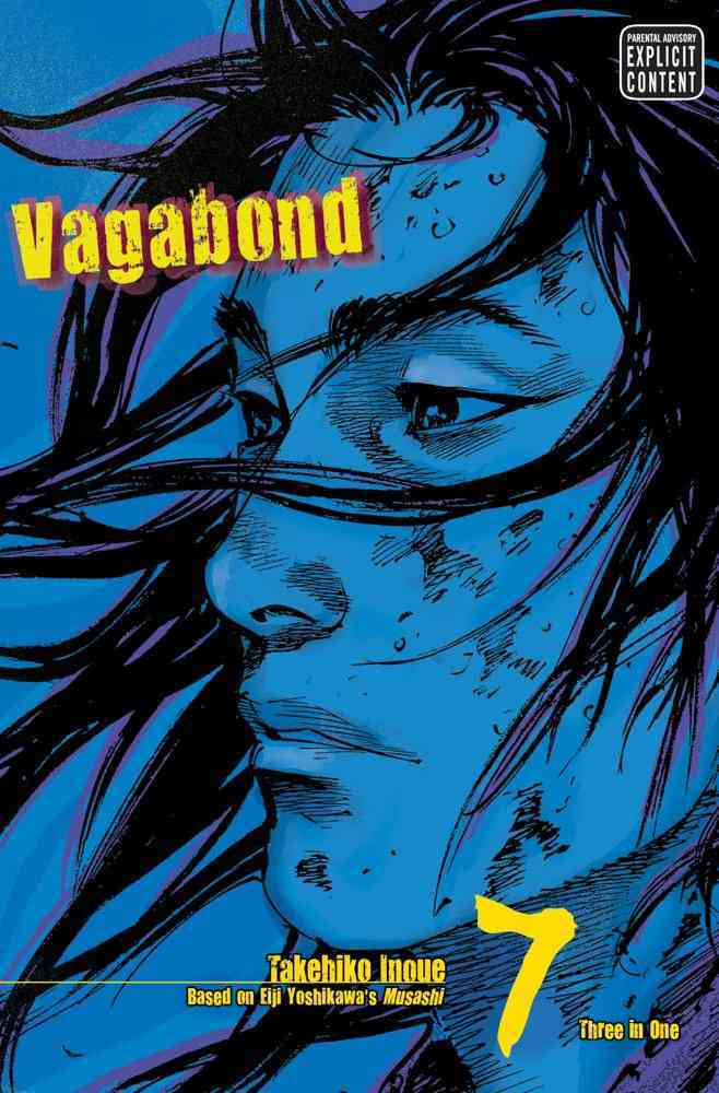 Vagabond 7: The Distant Ocean VIZBIG Edition (Paperback)