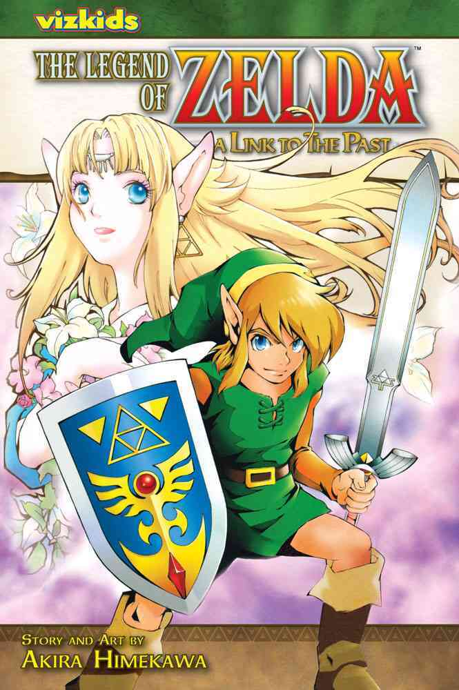 The Legend of Zelda 9: A Link to the Past (Paperback)