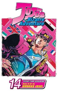Jojo's Bizarre Adventure 14 (Paperback)