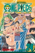 One Piece 24: People's Dreams (Paperback)