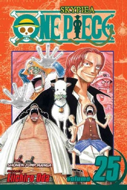 One Piece 25: The 100 Million Berry Man (Paperback)