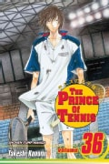 The Prince of Tennis 36: A Heated Battle! Seishun Vs. Shitenhoji (Paperback)