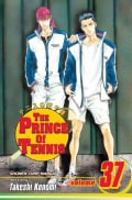 The Prince of Tennis 37: The Terror of Comic Tennis (Paperback)