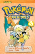 Pokemon Adventures 5 (Paperback)
