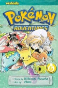 Pokemon Adventures 6 (Paperback)