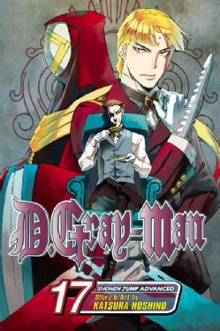 D. Gray-Man 17: Parting Ways (Paperback)