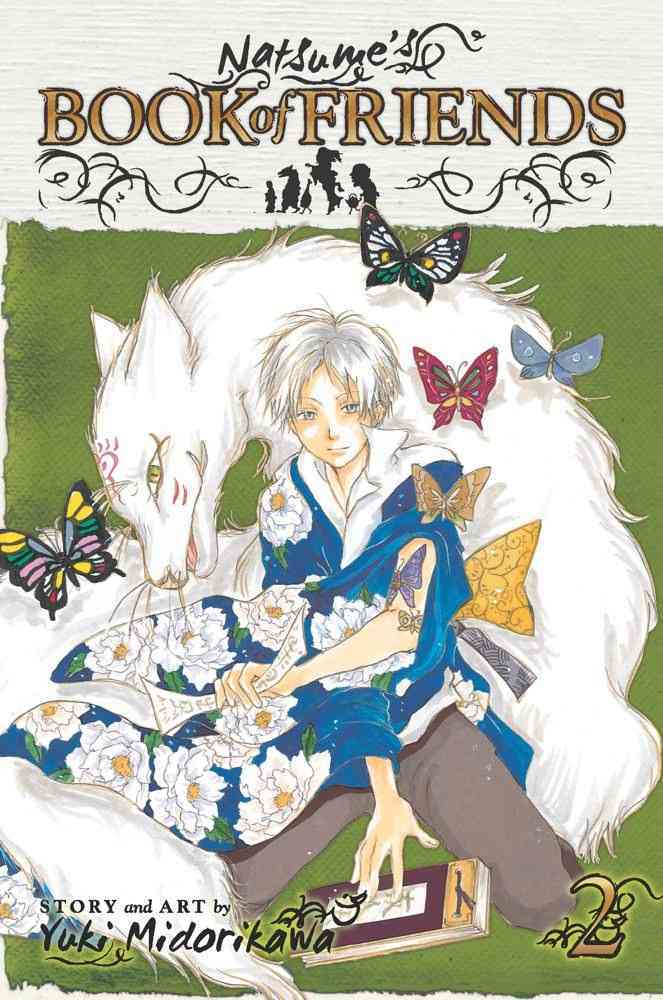 Natsume's Book of Friends 2 (Paperback)