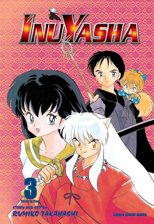 Inuyasha 3: Vizbig Edition (Paperback)