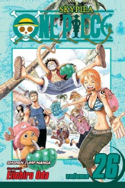 One Piece 26: Adventure on Kami's Island (Paperback)