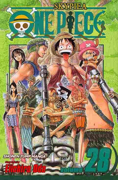 One Piece 28: Wyper The Berserker (Paperback)