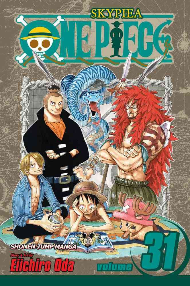 One Piece 31: We'll Be Here (Paperback)