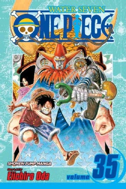 One Piece 35: Captain (Paperback)