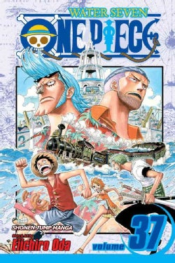One Piece 37: Tom (Paperback)