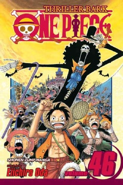 One Piece 46: Adventures on Ghost Island (Paperback)