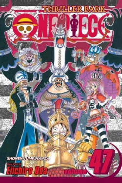 One Piece 47: Cloudy, Partly Bony (Paperback)