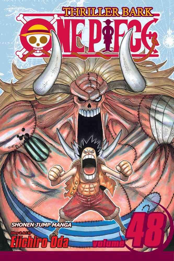 One Piece 48: Adventures of Oars (Paperback)