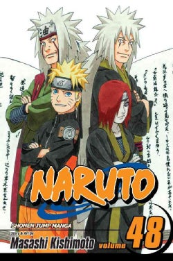 Naruto 48: The Cheering Village (Paperback)