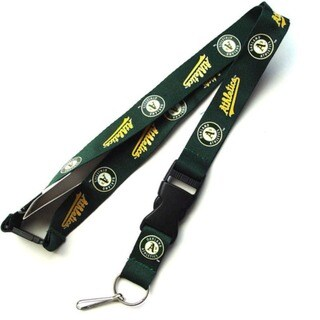 Oakland A's Athletics Lanyard