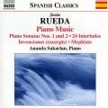Jesus Rueda - Rueda: Piano Music