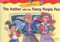 The Author With The Fancy Purple Pen (Paperback)