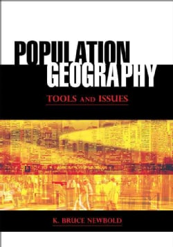 Population Geography: Tools and Issues (Paperback)