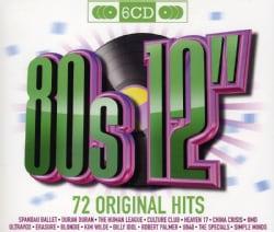 Various - Original Hits- 80's 12 Inch
