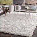 Alexa My Soft and Plush Multi Shag Rug (6&#39;7 x 9&#39;)