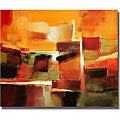 Nancy Ortenson 'Repose' Canvas Art