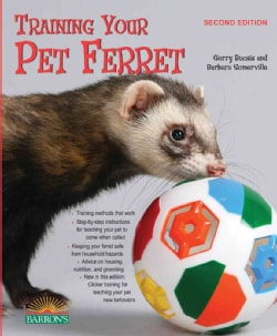 Training Your Pet Ferret (Paperback)