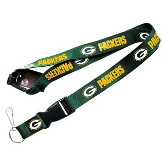 Green Bay Packers Clip Lanyard