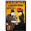 'Absinthe' Gallery-wrapped Canvas Art