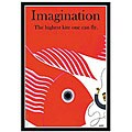 'Imagination' Framed Art Print