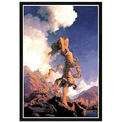Maxfield Parrish 'Ecstasy' Framed Art Print