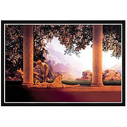 Maxfield Parrish 'Daybreak' Framed Art Print