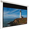 Mustang Electric 92-inch 16:9 Matte White Projector Screen