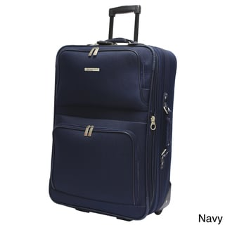 Traveler's Choice Voyager 21-inch Carry On Expandable Rolling Upright