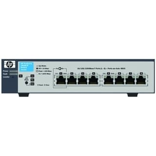 HP ProCurve 1810G-8 Gigabit Ethernet Switch