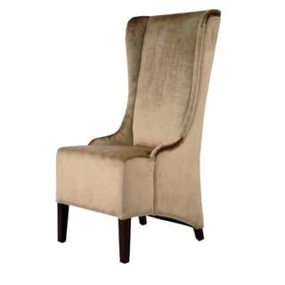 Safavieh Deco Bacall Velvet Side Chair