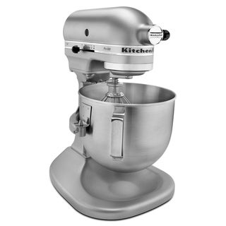 KitchenAid KSM500PSSM Silver Metallic Pro 500 5-quart Stand Mixer
