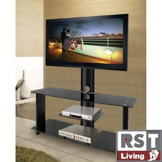 RST Living Red Star Traders FS-207-1220B Vista Plasma TV Console