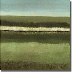 Caroline Gold 'Still Waters' Canvas Art