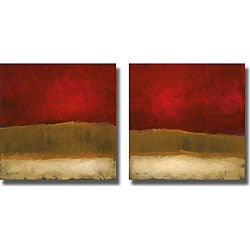 Lanie Loreth 'Clouds of Jupiter I & II' 2-piece Canvas Art Set