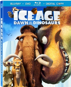 Ice Age 3: Dawn Of The Dinosaurs (Blu-ray/DVD)