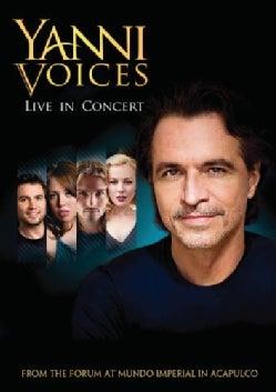 Yanni Voices Live In Concert (DVD)