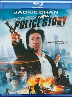 New Police Story (Blu-ray Disc)